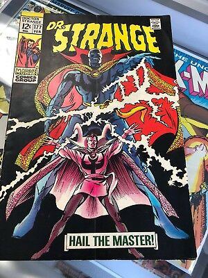 Doctor (Dr.) Strange #177 (Marvel 1969) - New Costume