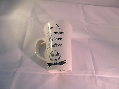 I'm A Nightmare Before Coffee Cup