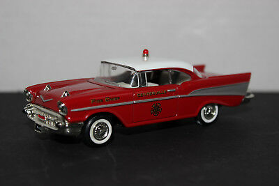 1/43 Centerville Fire Chief Chevy Bel Air by Corgi