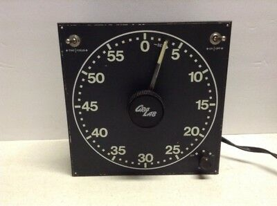 GraLab Model 300 Darkroom Photographic Timer, Works