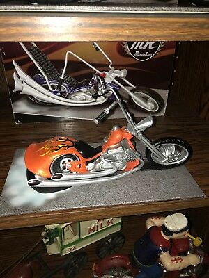 Monster Rides Hot Rod Magazine Blazin' Saddle motorcycle man cave Easy Rider