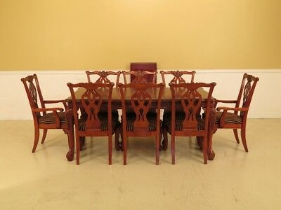 LF45078EC: ASHLEY Cherry Dining Room Table & Chairs Set