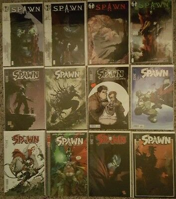 Spawn Issues 166 171 176 181 189 190 193 198 199 200 201 203 VF/NM Comics Lot