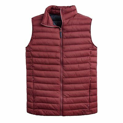 Joules Mens Go To Lightweight Padded Jacket Gilet - Port Royale All Sizes