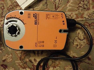 Belimo LF24 spring-return actuator 230v 4nm