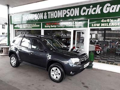 2015 Dacia Duster Ambiance Dci Hatchback Diesel