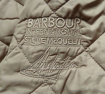 Rare £195 Barbour International Steve Mcqueen  Jacket  - Small - Great Condition