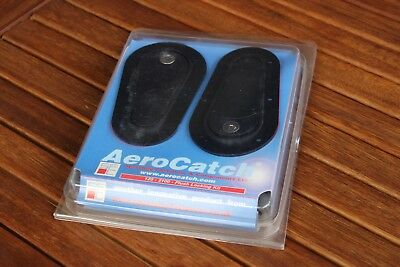 AeroCatch Flush Locking Kit, Haubenhalter, NEU & OVP