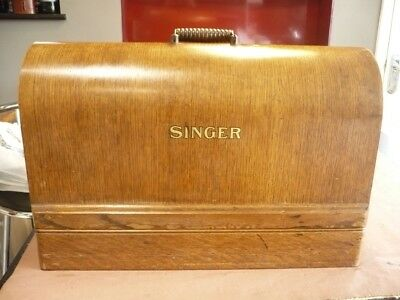 vintage singer sewing machine model 66k hand operated