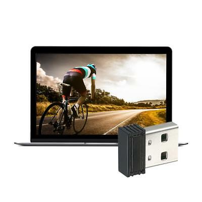 Mini Portable ANT+ USB Stick Adapter Dongle for Garmin Zwift Wahoo Bkool Games