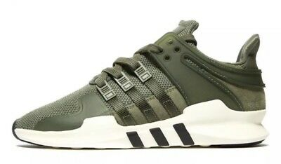quality design fe263 a51b9 ... Running ADIDAS EQT SUPPORT ADV W SHOES Sz 9.5 Women s Core Black Green  CP9689 New . ...
