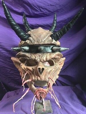 GWAR Fan Made Oderus Tribute Mask - Made to Order