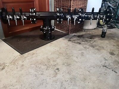 Draft Beer Tower r - 8 Faucets