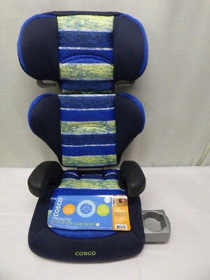 Cosco Pronto Booster Car Seat for Children Adjustable Headrest