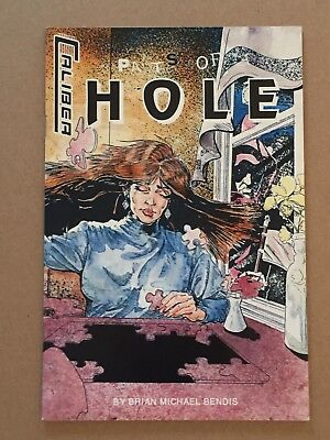 Parts Of A Hole #1 Brian Michael Bendis Early Short Works Fn 1St Printing 1991