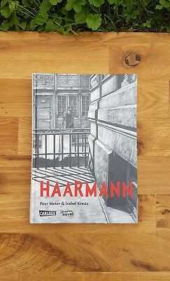 Graphic Novel: Haarmann von Peer Meter und Isabel Kreitz