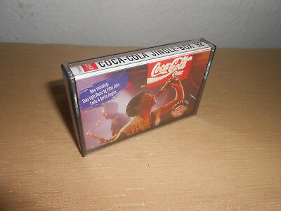 Coca Cola Musikkassette MC JINGLE BOX 92