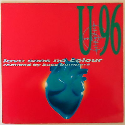 U 96 – Love Sees No Colour (Remixed By Bass Bumpers)