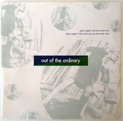 Out Of The Ordinary – Play It Again