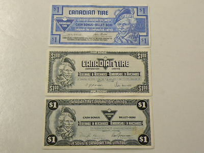 Canadian Tire Coupons Lot of 14 Notes #1817