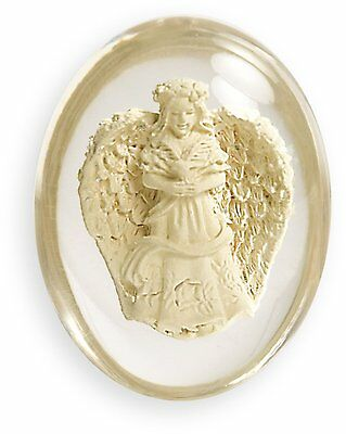 Peace Angel Worry Pocket Stone (8719) by AngelStar NEW with Envelope