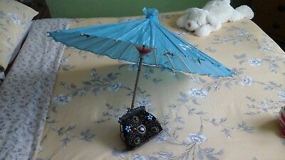 Ladies pretty  purse and parasol