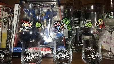 The Answer Brewpub Street Fighter Set