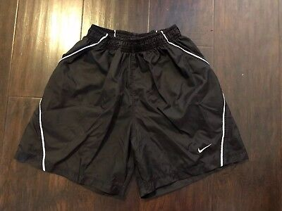 Nike Running Shorts - Boy Or Girl - Size S - 7 Or 8 - Black - New Without Tag