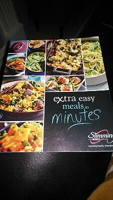 slimming world extra easy meals in minutes book