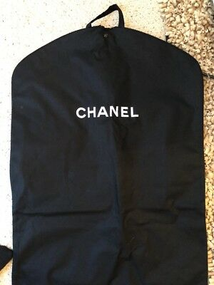 Chanel AUTHENTIC Garment Bag for Travel thick and medium length!