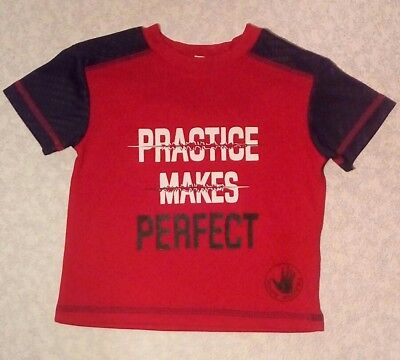 Baby Boy Or Girls Active Wear Poly Tshirt By Body Glove ~ Age 12 Months *vgc*
