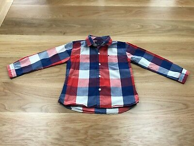 Tommy Hilfiger Boys Check Shirt - Size 4T