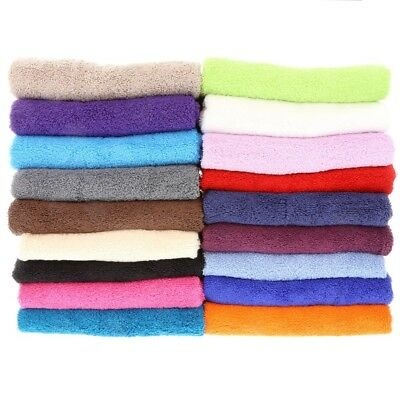 100% Egyptian Cotton Face Cloth Guest Hand Towel Gym Bath Travel Sports Towels