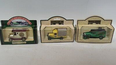 Lledo Days Gone By Diecast trucks lot of 3