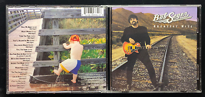 Bob Seger & The Silver Bullet Band / Greatest Hits Audio Disc / Music Cd