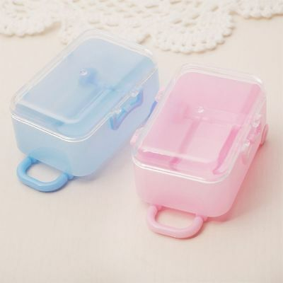 Travel Suitcase Box Favors Candy Toy Candy Box Reception Wedding