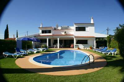 Villa Algarve Portugal sleeps 11 private pool air con rent 7 nights Oct 2020