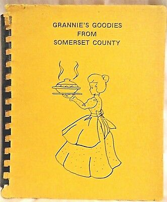 """Crisfield, Maryland  """"Grannie's Goodies From Somerset County"""" TAWES NURSING HOME"""