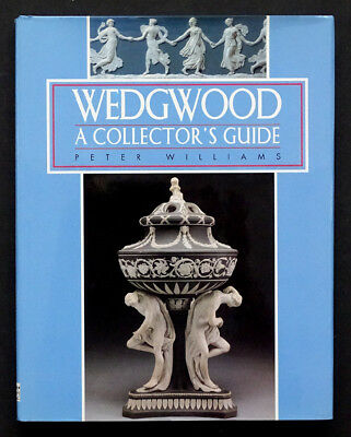 ANTIQUE Vintage WEDGWOOD COLLECTORS GUIDE Reference Book JASPERWARE Dates MARKS