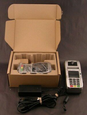 First Data FD130 Duo Credit Card Machine W/FD-40 Pin Pad VGC