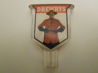 Drewrys Beer Tap Handle From The Early To Mid 1950's
