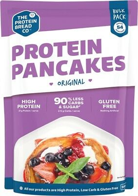 THE PROTEIN BREAD CO. Protein Pancakes Bulk Pack 540g