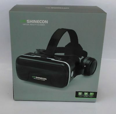 VR Brille Shinecon Virtual Reality Glasses 3d VR Headset