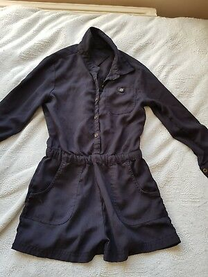 Next Aged 6 Long Sleeved Playsuit
