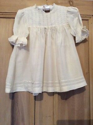 Antique Child's Silk Dress