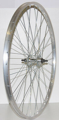 "CERCHIO RUOTA POSTERIORE 28x5/8 PER BICI UOMO/DONNA 28"" SINGLE SPEED -CITY BIKE"
