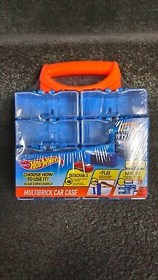 Hot Wheels /Multibrick Car Case /new /Mattel