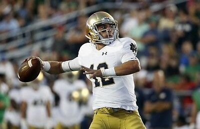 4 Notre Dame vs Stanford Football Tickets 9/29/2018 - Section 109 ND v Cardinal