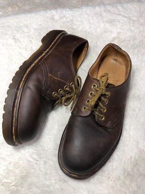 Doc Dr Martens Oxfords The Original Lace Up Leather Brown Aw004 P1088157 Men's 7