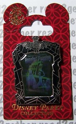 Disney Pin DLR The Haunted Mansion Poster